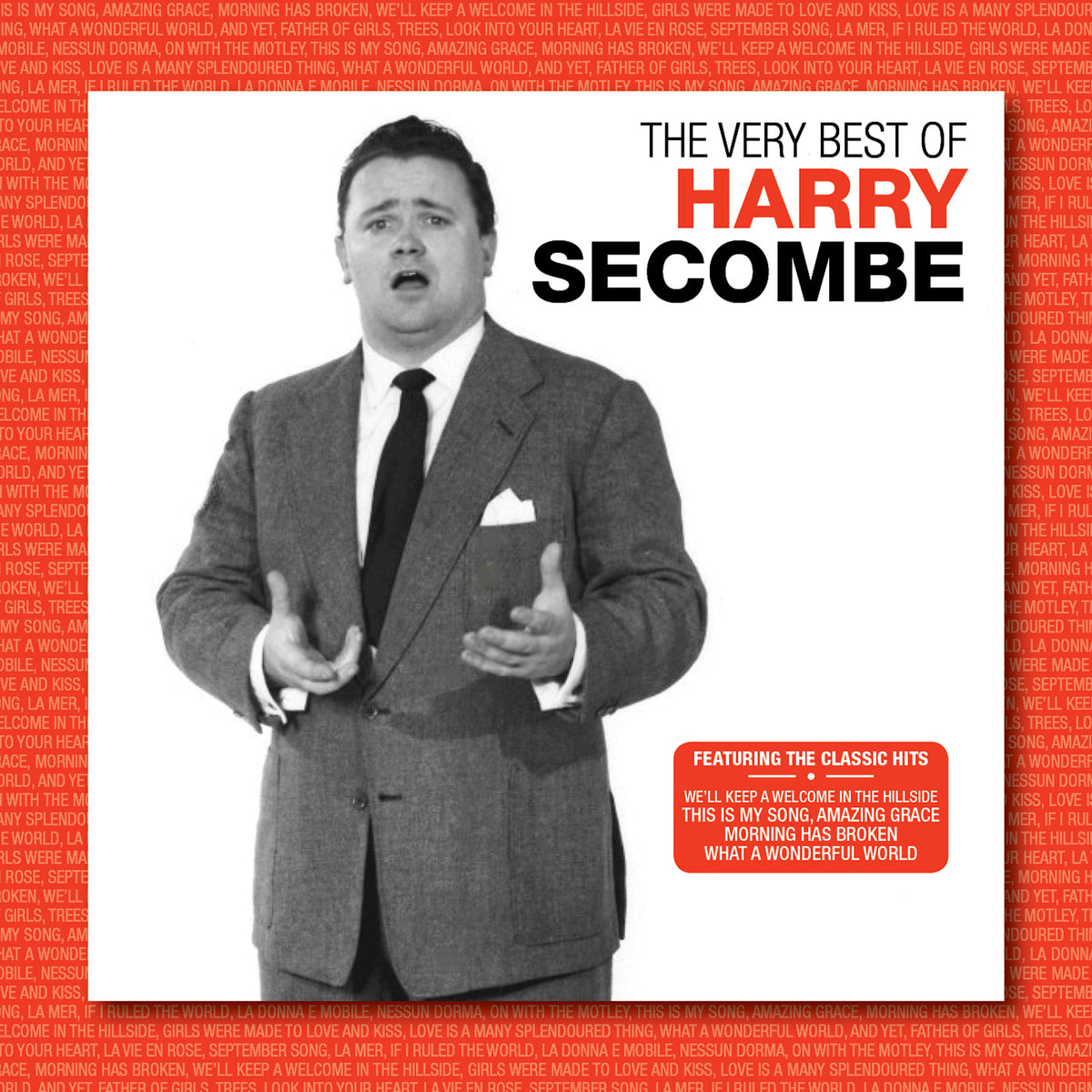 FANFARE159 - HARRY SECOMBE - THE VERY BE