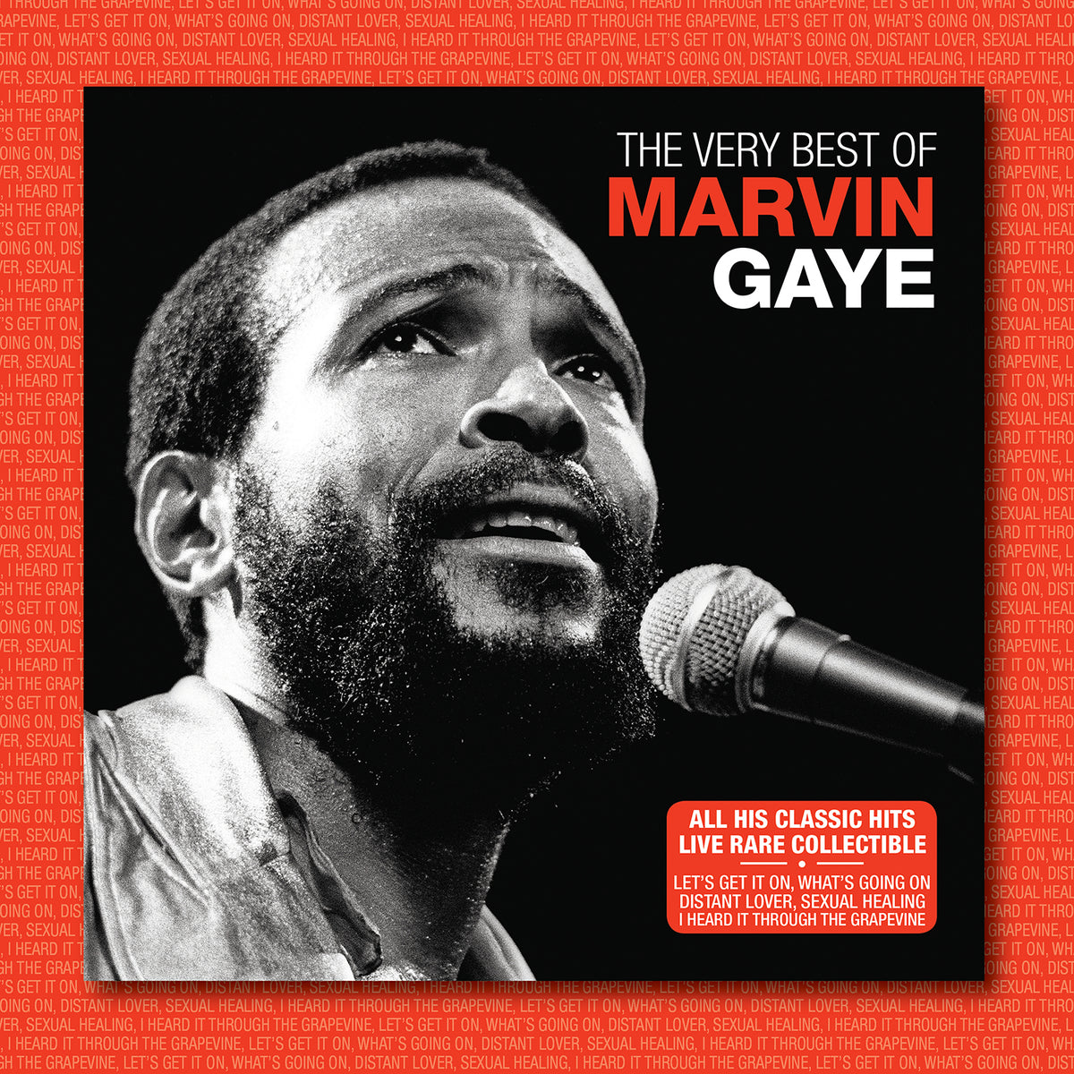 FANFARE229 - MARVIN GAYE - THE VERY BEST