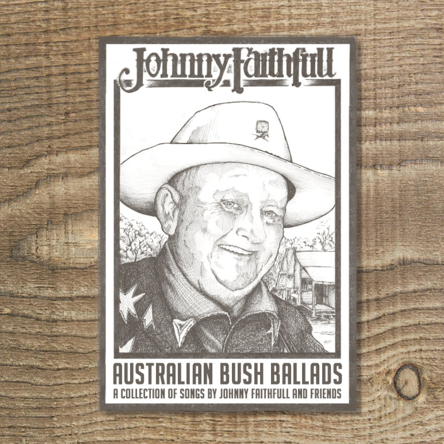 FANFARE292 - JOHNNY FAITHFULL - AUSTRALI