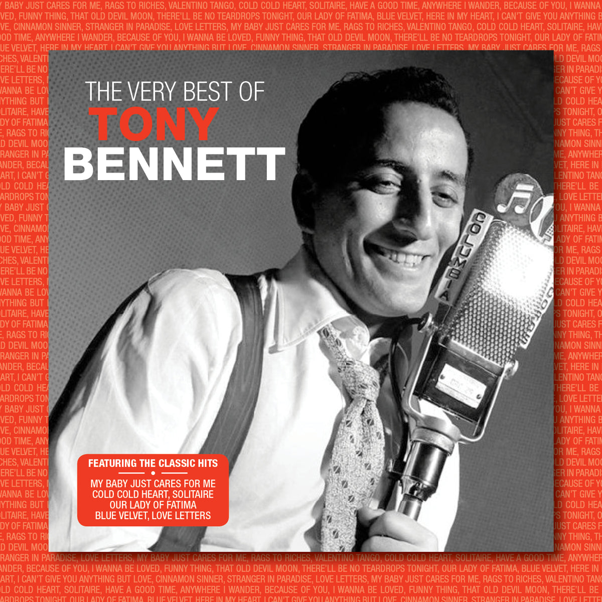 FANFARE179 - TONY BENNETT - THE VERY BES