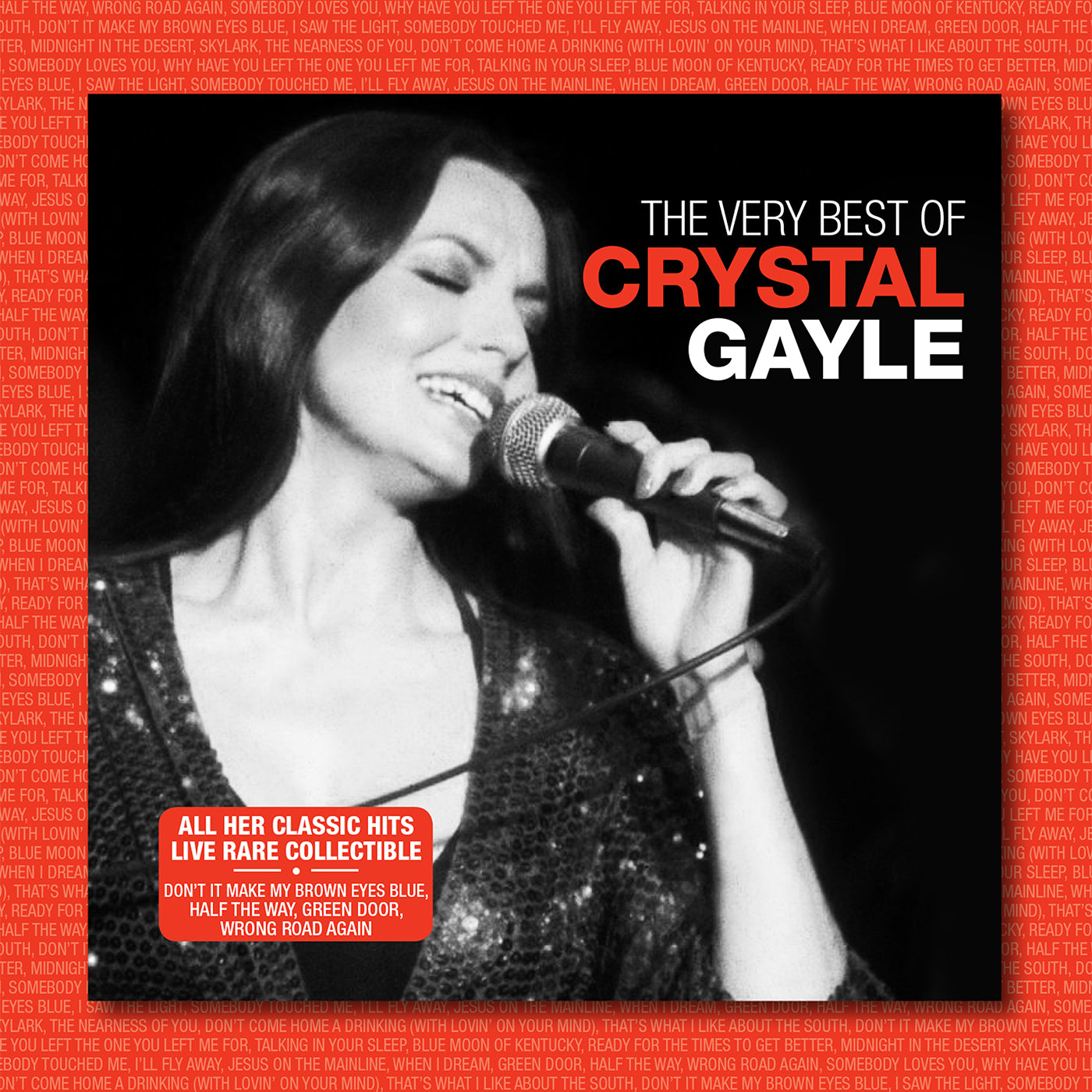 FANFARE224 - CYRSTAL GAYLE - THE VERY BE