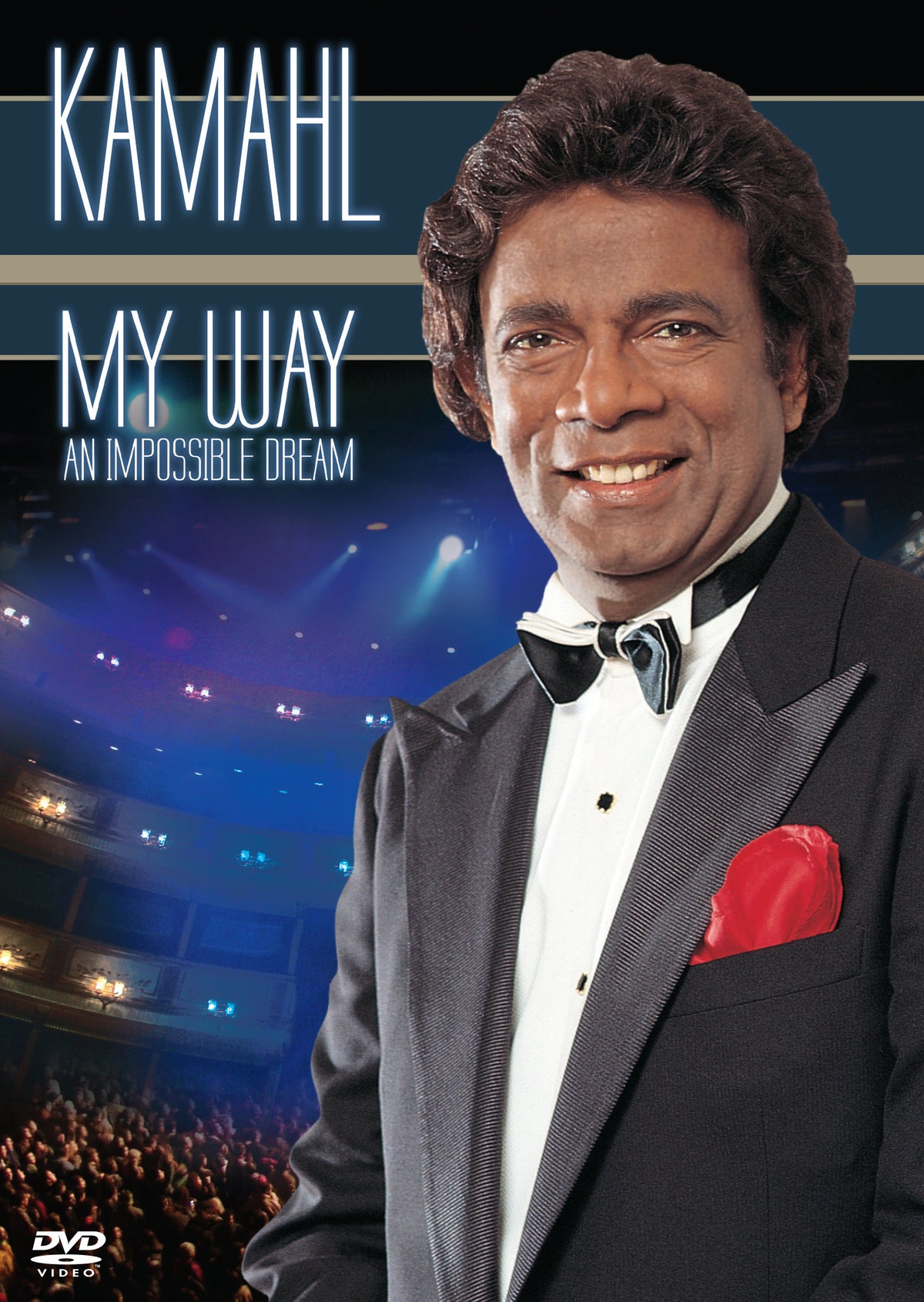 FANFARE309 - KAMAHL - MY WAY (AN IMPOSSI