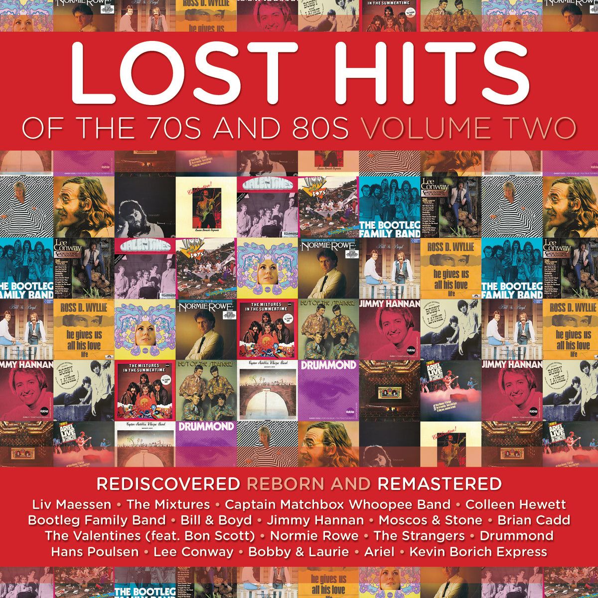 FANFARE325 - VARIOUS ARTISTS - LOST HITS