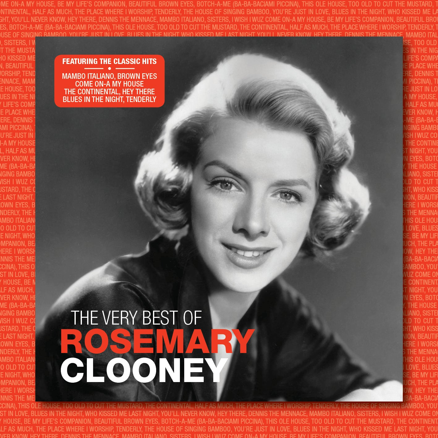 FANFARE166 - ROSEMARY CLOONEY - THE VERY