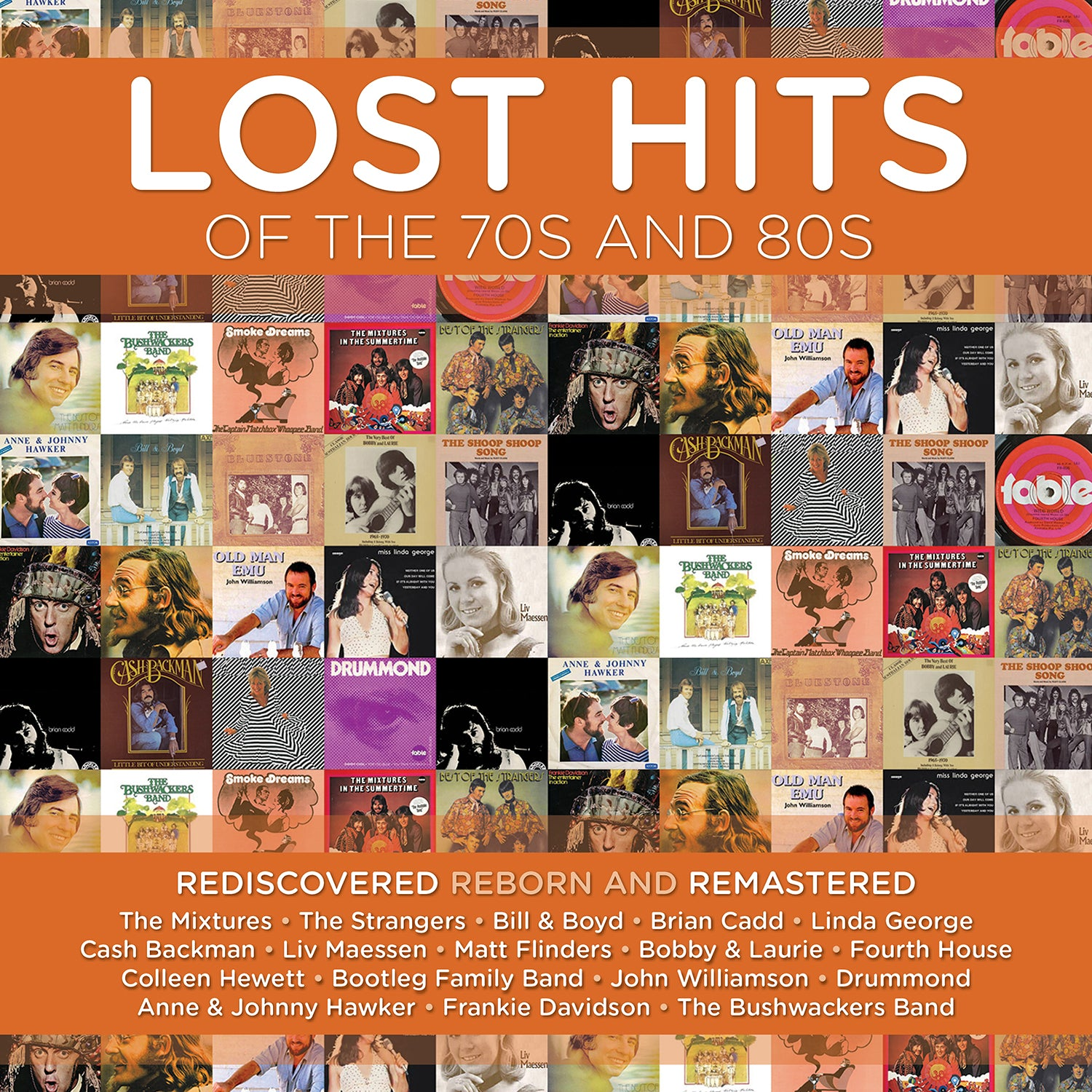 FANFARE318 - VARIOUS ARTISTS - LOST HITS
