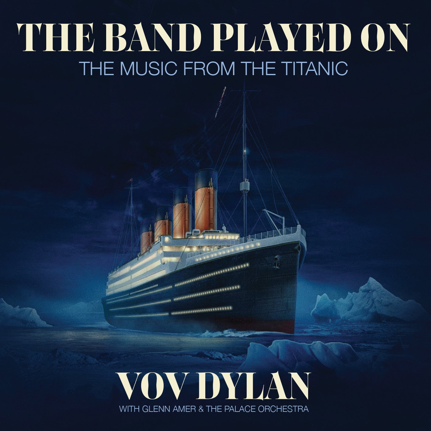 FANFARE303 - VOV DYLAN - THE BAND PLAYED