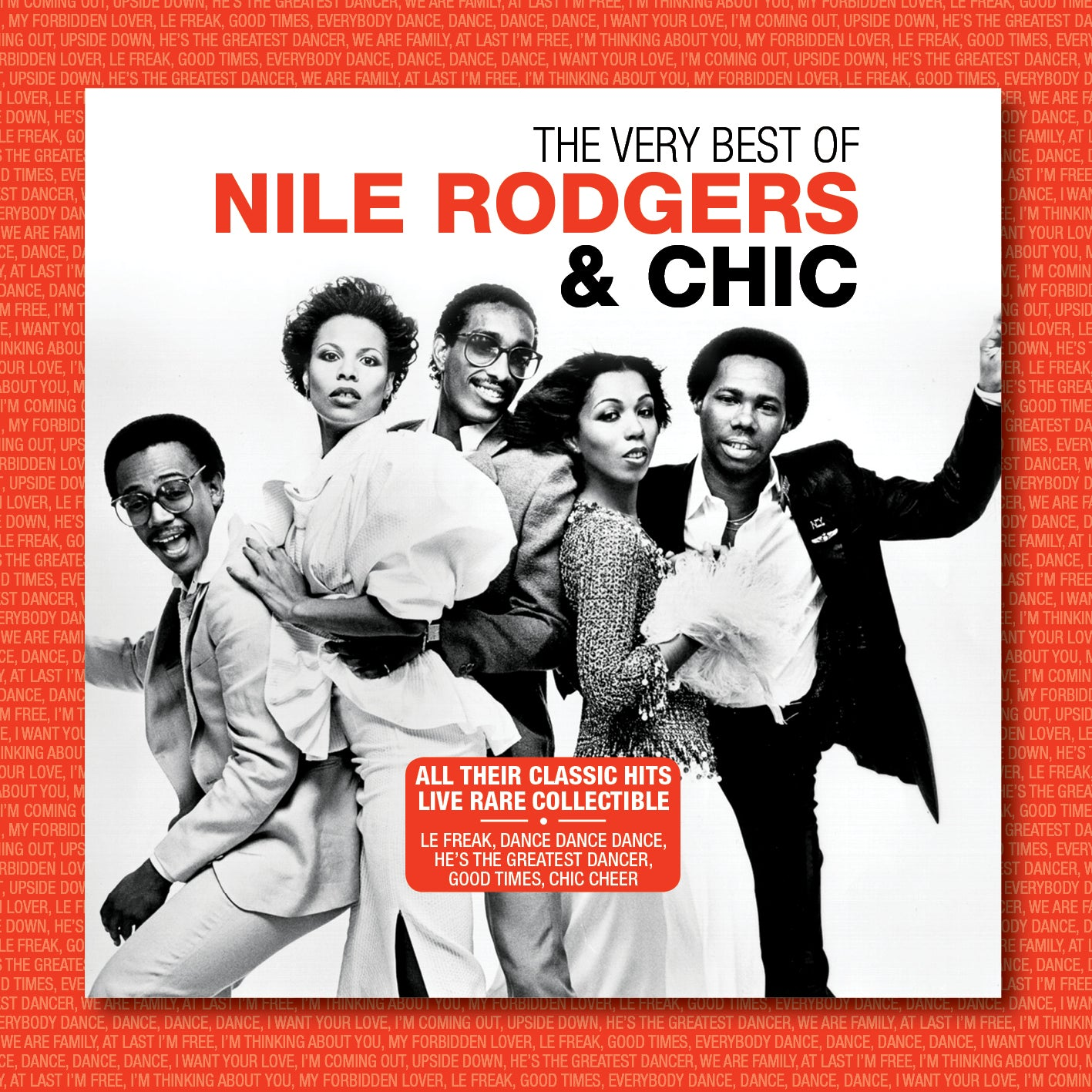 FANFARE231 - NILE RODGERS & CHIC - THE V