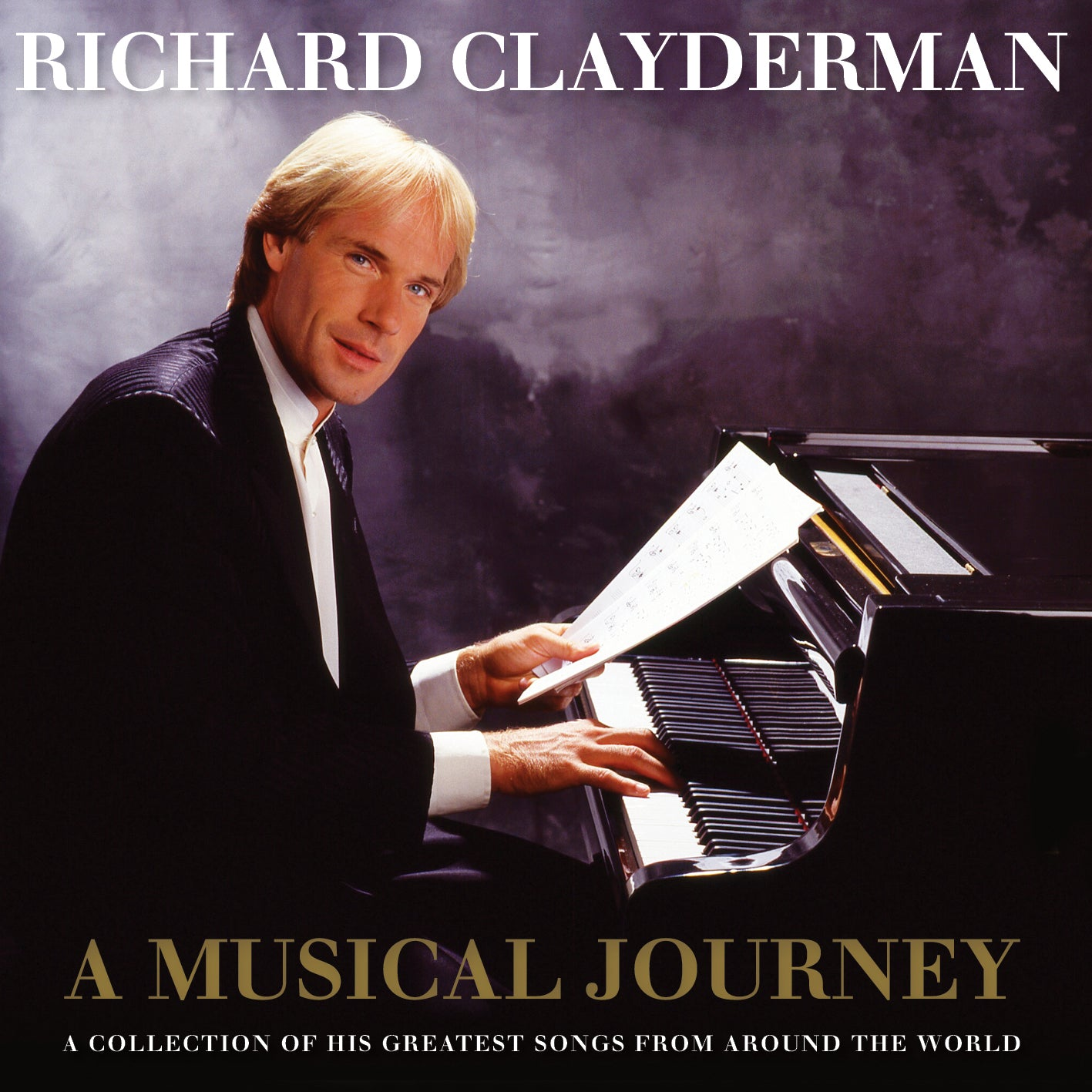 FANFARE263 - RICHARD CLAYDERMAN - A MUSI