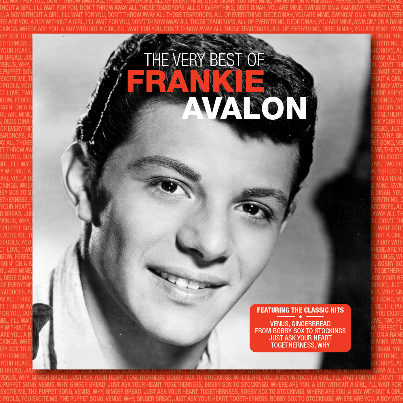 FANFARE183 - FRANKIE AVALON - THE VERY B