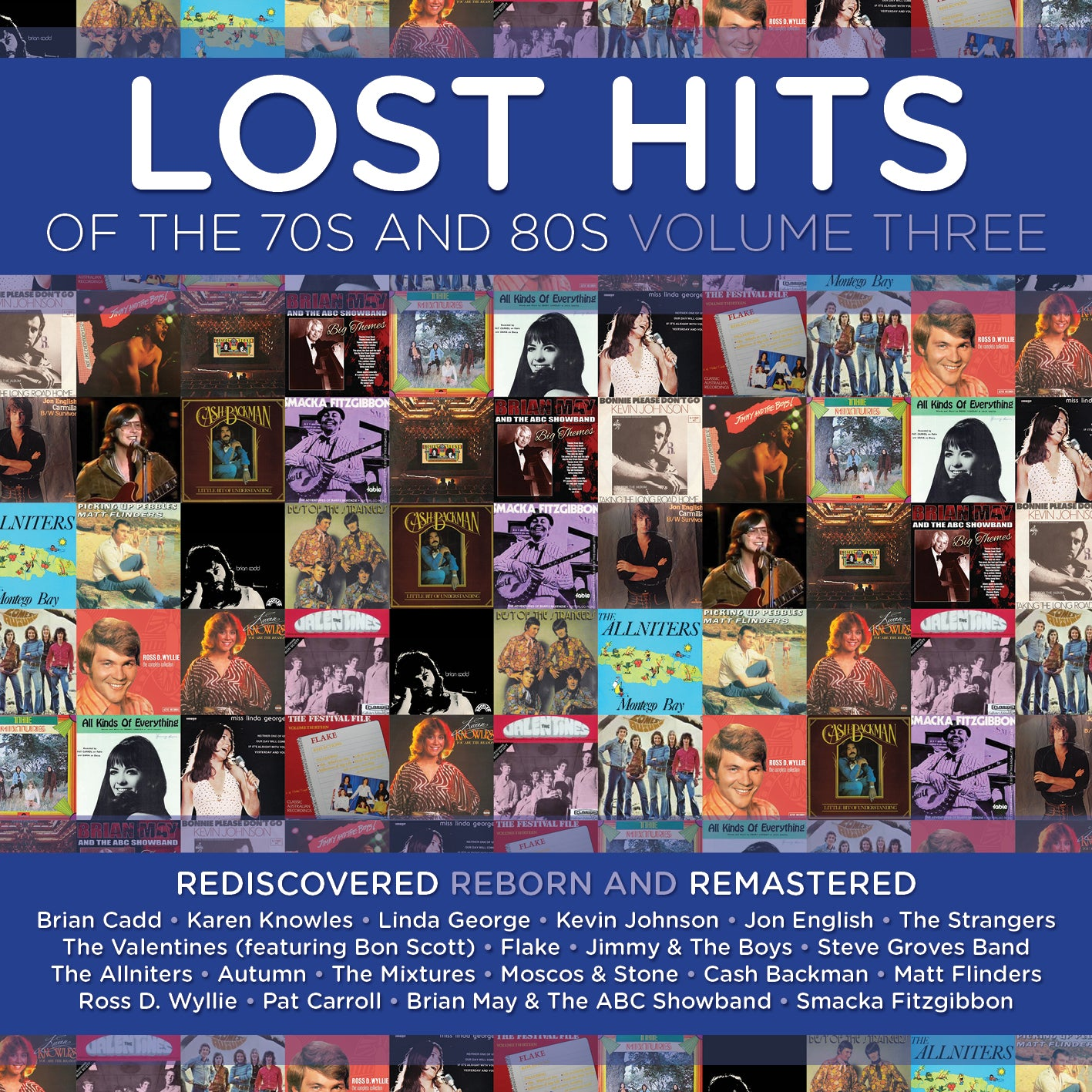 FANFARE334 - VARIOUS ARTISTS - LOST HITS
