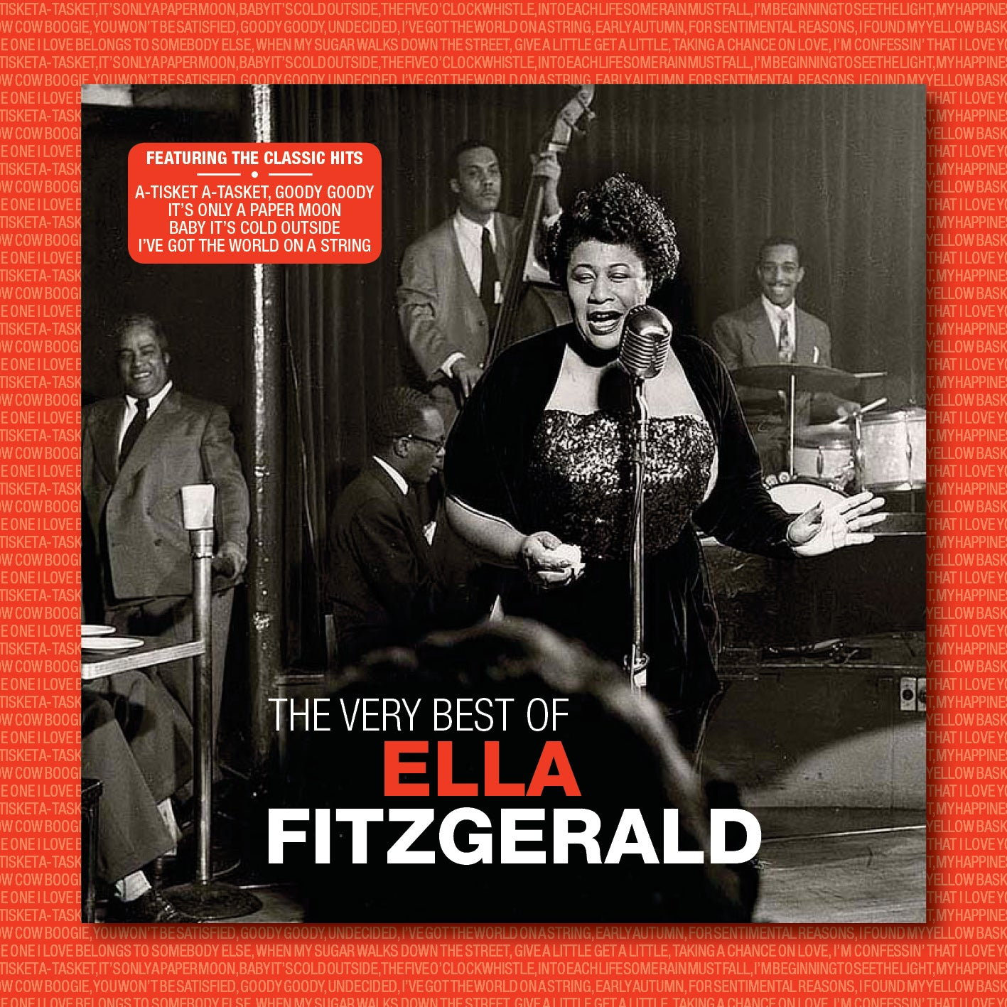 FANFARE167 - ELLA FITZGERALD - THE VERY