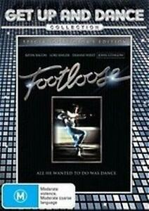 FOOTLOOSE Get Up And Dance Collection DVD NEW