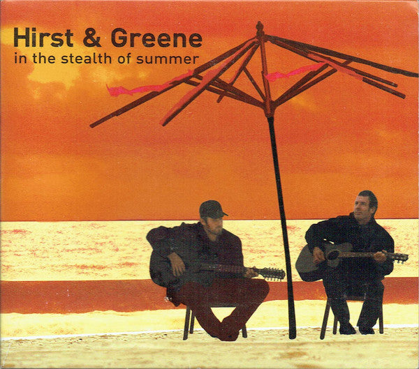ROB HIRST In The Stealth of Summer CD