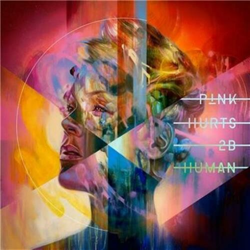 PINK Hurts 2B Human (Release Date ‐ 26 April) CD