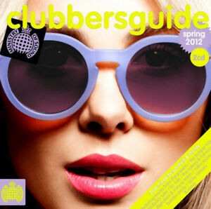 CLUBBERS GUIDE Spring 2012 2CD