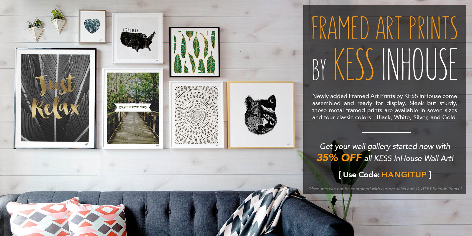 Framed Art Prints | KESS InHouse