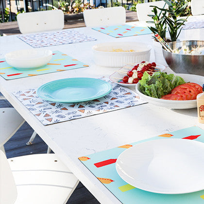Outdoor Place Mats