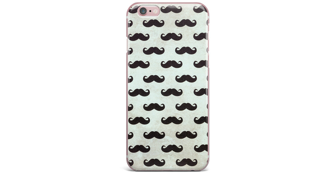 """""""STACHING"""" iPhone Case"""