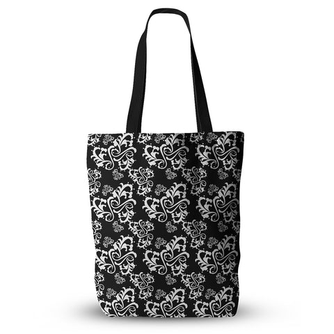 "Mydeas ""Sweetheart Damask"" Tote Bag - Outlet Item"