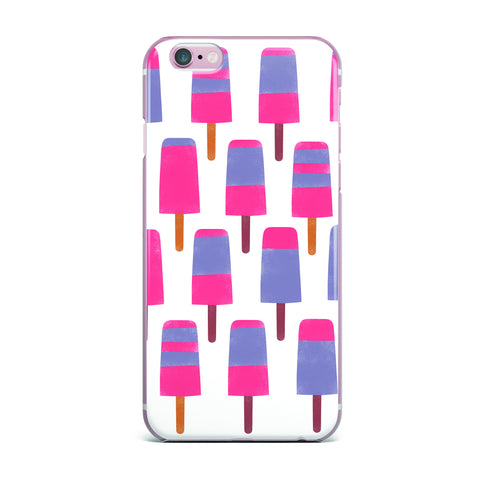 "Alik Arzoumanian ""Pop"" Pink Purple iPhone Case - KESS InHouse"
