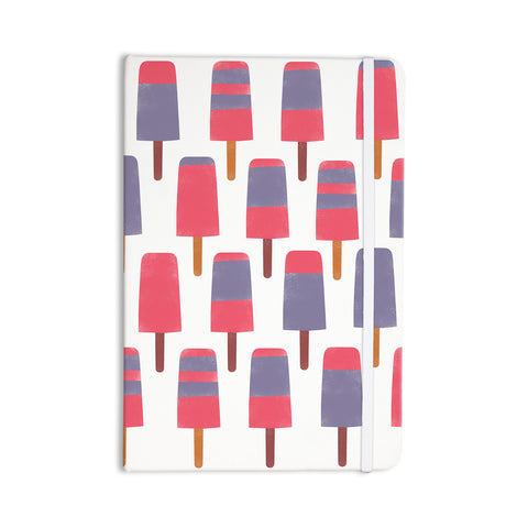 "Alik Arzoumanian ""Pop"" Pink Purple Everything Notebook - KESS InHouse  - 1"