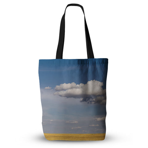 "Ann Barnes ""Big Sky"" Tote Bag - Outlet Item"