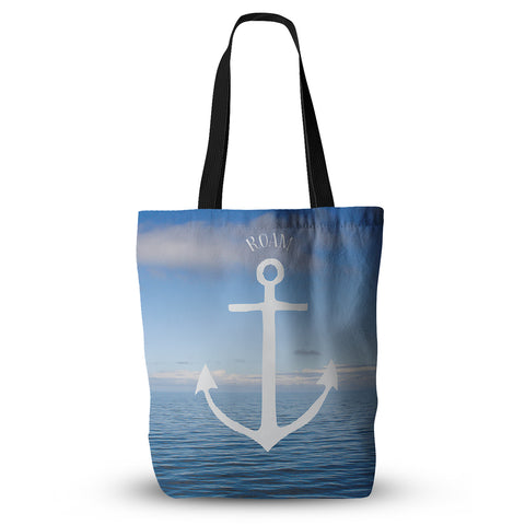 "Ann Barnes ""Roam"" Tote Bag - Outlet Item"