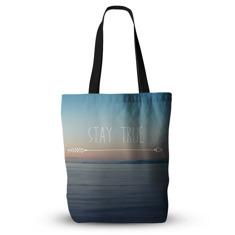 "Ann Barnes ""Stay True"" Tote Bag - Outlet Item"