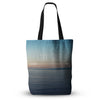 "Ann Barnes ""Stay True"" Coastal Typography Everything Tote Bag - KESS InHouse  - 1"