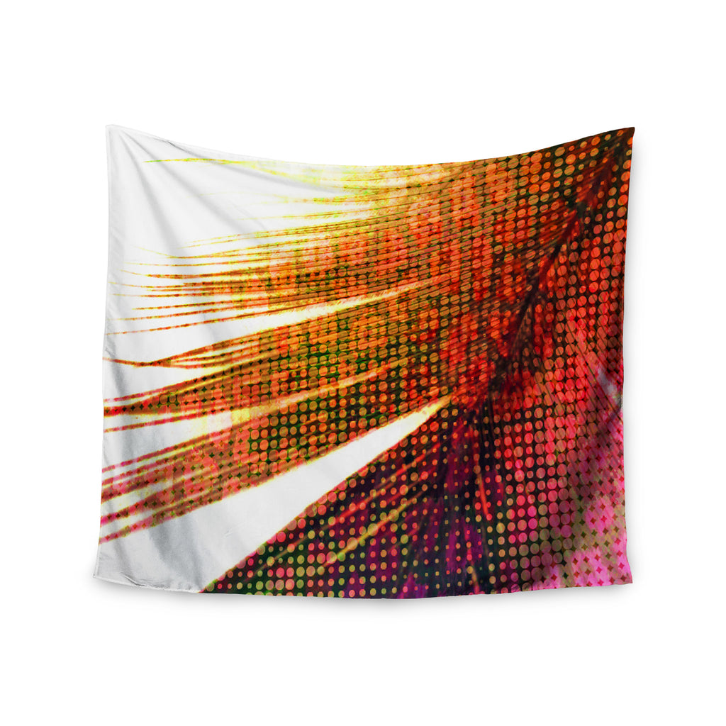 "Alison Coxon ""Feather Pop"" Wall Tapestry - KESS InHouse  - 1"