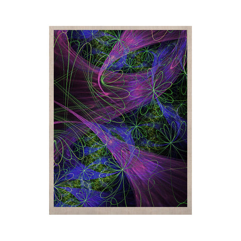 "Alison Coxon ""Floral Garden"" KESS Naturals Canvas (Frame not Included) - KESS InHouse  - 1"