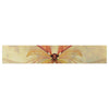 "Alison Coxon ""Papillon"" Table Runner - KESS InHouse  - 1"