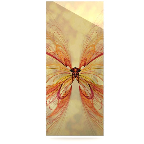 "Alison Coxon ""Papillon"" Luxe Rectangle Panel - KESS InHouse  - 1"