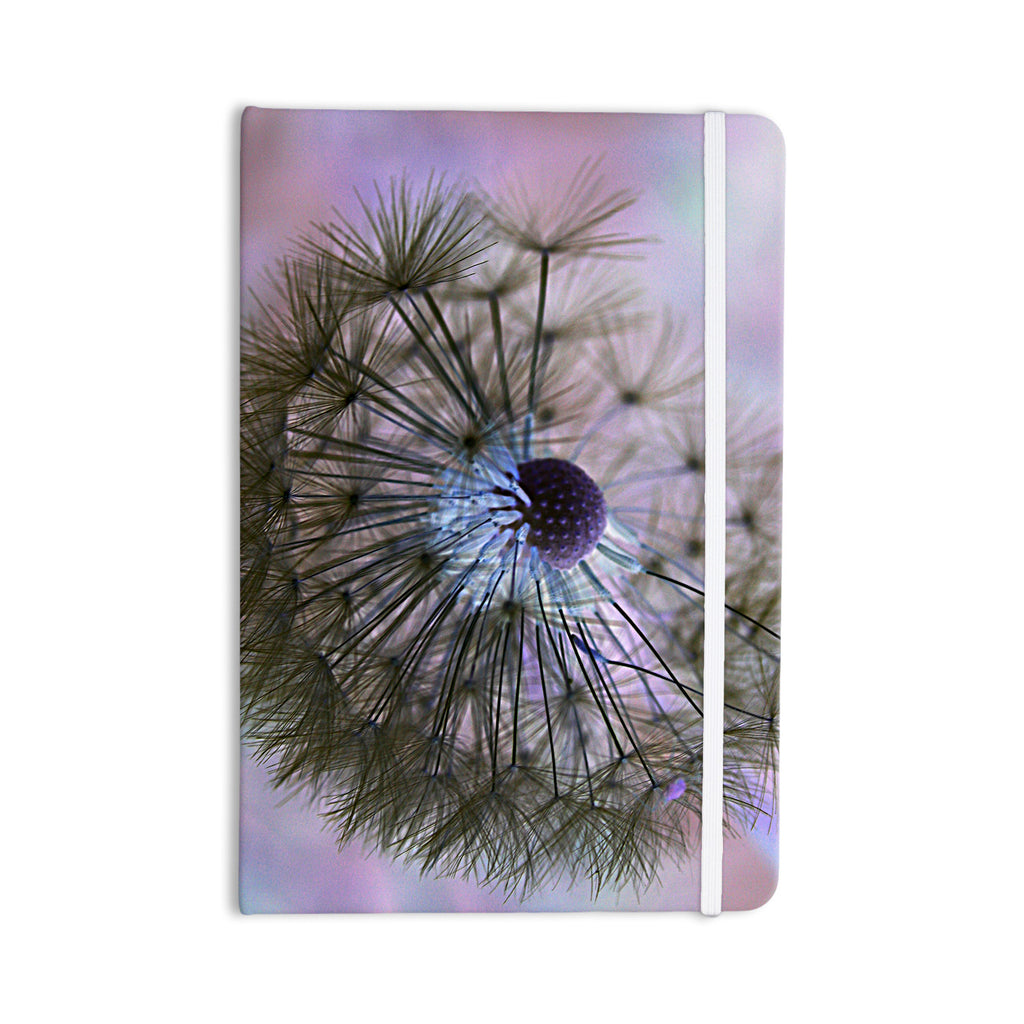 "Alison Coxon ""Dandelion Clock"" Everything Notebook - KESS InHouse  - 1"