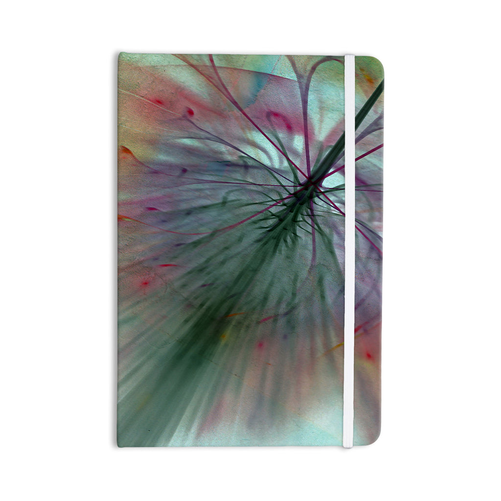 "Alison Coxon ""Fleur"" Everything Notebook - KESS InHouse  - 1"