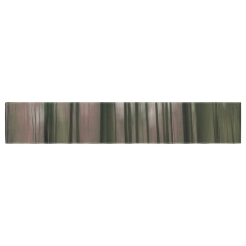 "Alison Coxon ""Forest Blur"" Table Runner - KESS InHouse  - 1"