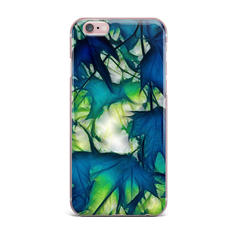 "Alison Coxon ""Leaves"" iPhone Case - KESS InHouse"