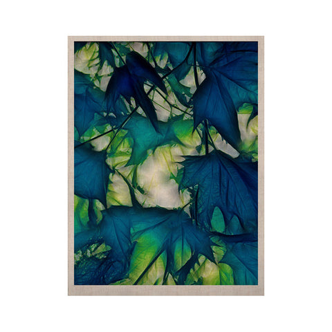 "Alison Coxon ""Leaves"" KESS Naturals Canvas (Frame not Included) - KESS InHouse  - 1"
