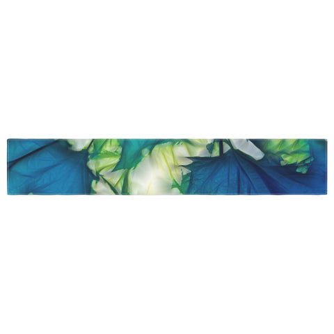 "Alison Coxon ""Leaves"" Table Runner - KESS InHouse  - 1"