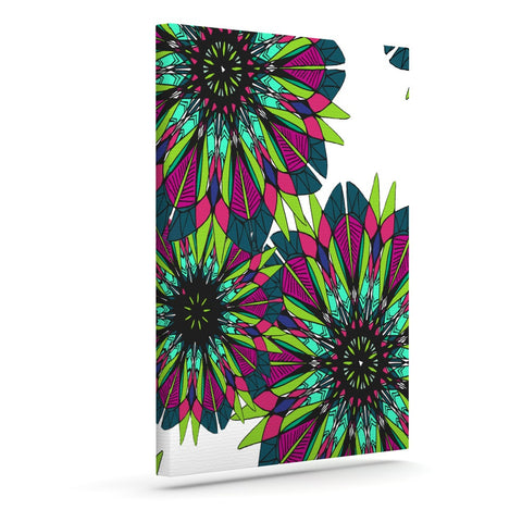 "Alison Coxon ""Bright"" Outdoor Canvas Wall Art - KESS InHouse  - 1"