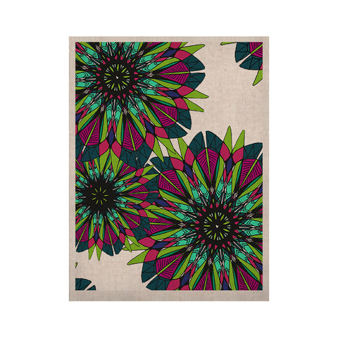 "Alison Coxon ""Bright"" KESS Naturals Canvas (Frame not Included) - KESS InHouse  - 1"