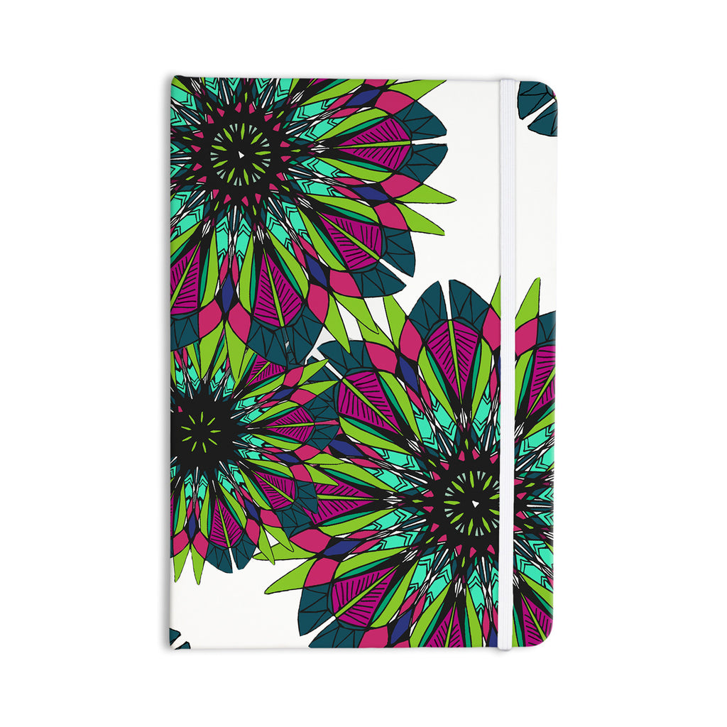 "Alison Coxon ""Bright"" Everything Notebook - KESS InHouse  - 1"
