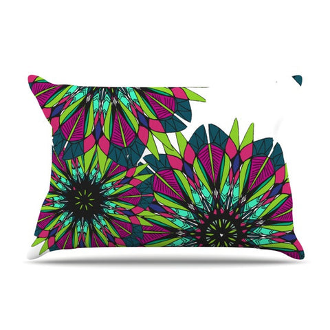 "Alison Coxon ""Bright"" Pillow Sham - KESS InHouse  - 1"