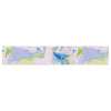"Alison Coxon ""Shatter Blue"" Table Runner - KESS InHouse  - 1"