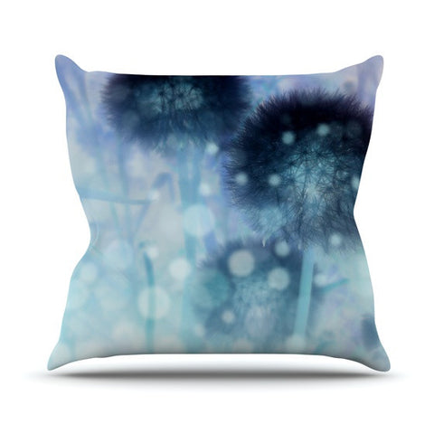 "Alison Coxon ""Day Dreamer"" Outdoor Throw Pillow - KESS InHouse  - 1"