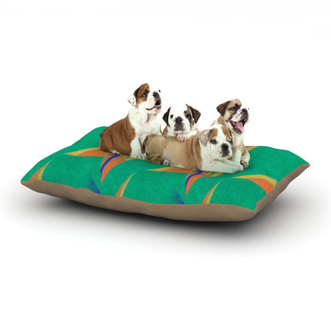 "Alison Coxon ""Deco Art"" Dog Bed - KESS InHouse  - 1"