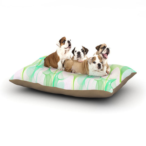 "Alison Coxon ""Swim II"" Dog Bed - KESS InHouse  - 1"