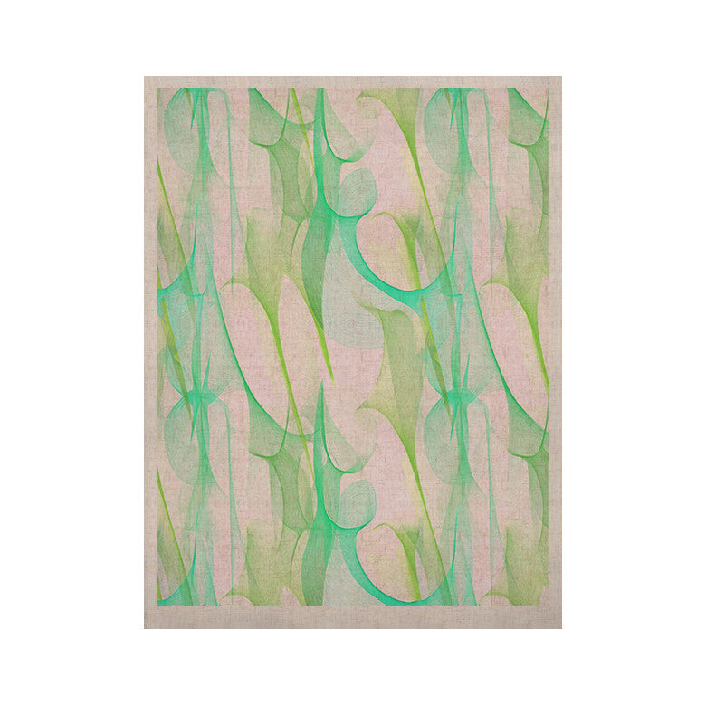 "Alison Coxon ""Swim II"" KESS Naturals Canvas (Frame not Included) - KESS InHouse  - 1"