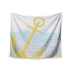 "Alison Coxon ""Let Your Dreams Set Sail"" Wall Tapestry - KESS InHouse  - 1"