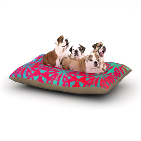 "Alison Coxon ""Aloha"" Dog Bed - KESS InHouse  - 1"